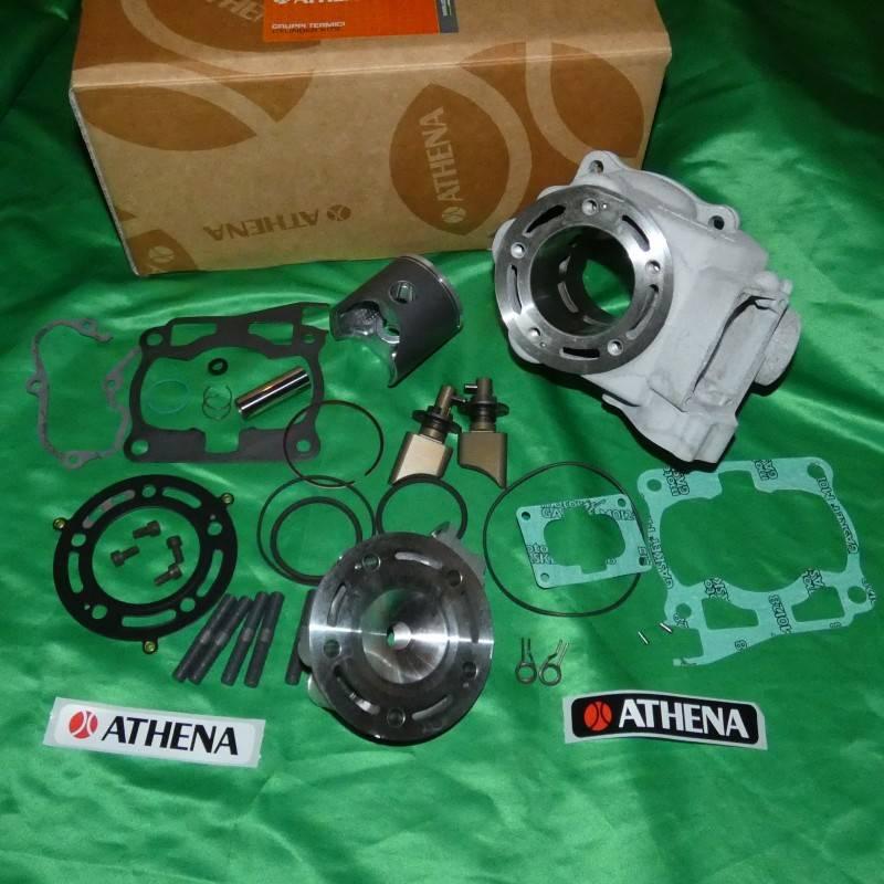 Kit ATHENA BIG BORE Ø58mm 150cc pour YAMAHA YZ 125cc de 1997, 1998, 1999, 2000, 2001, 2002, 2003 et 2004