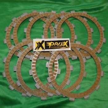 Disque garnis d'embrayage PROX pour KTM, SX, MX, EXC et HUSABERG TE 250 et 300