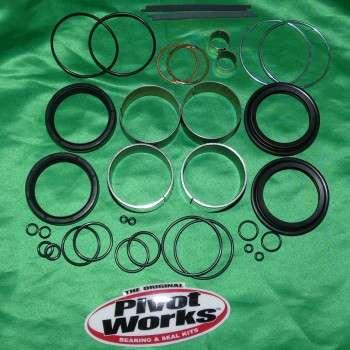 Kit de reconditionnement, réparation de fourche pour KTM EXC, SX, 125, 200, 300,...