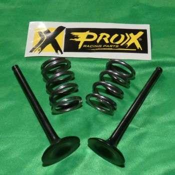 Kit de soupape d'échappement PROX en acier pour SUZUKI LTR 450 de 2006, 2007, 2008, 2009, 2010 et 2011
