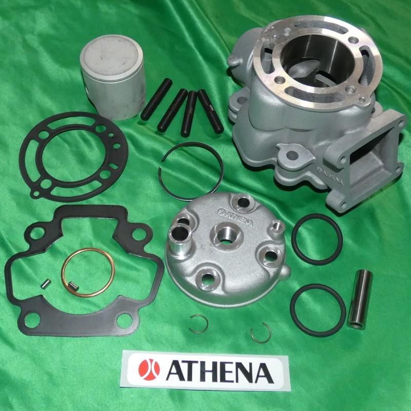 Kit ATHENA BIG BORE Ø50mm 80cc pour KAWASAKI KX 65cc de 2002, 2003, 2004, 2005, 2006, 2007, 2008,  2020
