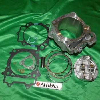 Cylindre ATHENA BIG BORE Ø102mm 500cc pour YAMAHA YZF 450cc de 2010 , 2011, 2012, 2013, 2014, 2015, 2016 et2017