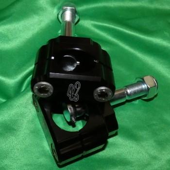Pontets de guidon RENTHAL Ø28,6mm Fatbar Twinwall