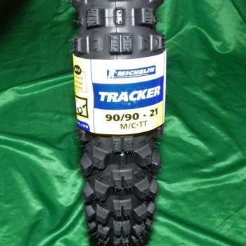 Pneu MICHELIN TRACKER 90/90-21 M/C 54R TT