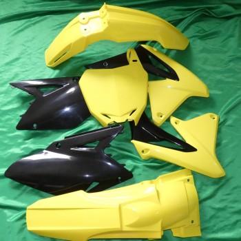 Kit plastique carénage RACETECH pour SUZUKI RMZ 450 de 2009, 2010, 2011, 2012, 2013, 2014, 2015, 2016 et 2017