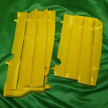 Cache radiateur Polisport pour SUZUKI RMZ 450 de 2008, 2009, 2010, 2011, 2012, 2013, 2014, 2015, 2016 et 2017