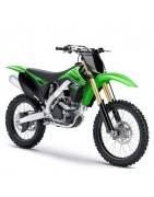 Pièces moteur et chassis pour moto cross, enduro et trial
