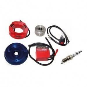 Allumage, stator, régulateur, bobine, bougie, CDI,... pour motocross, enduro GAS GAS moteur 4 temps
