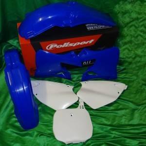 Kit plastique carénage complet pour moto cross, enduro et trial