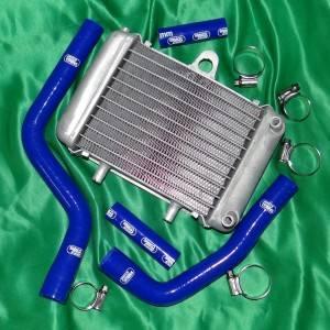 Radiateur, refroidissement, liquide, pompe,... pour motocross KAWASAKI 2 temps