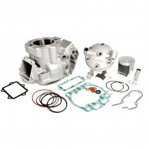 Haut moteur, cylindre, piston, kit complet pour KAWASAKI KX, KE, KMX, KDX,... 2 temps