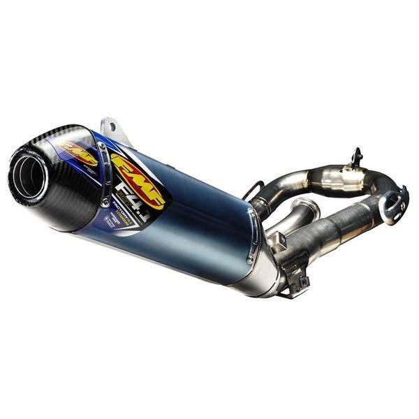 Pot d'échappement complet pour KTM 4 temps